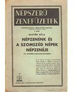 Népzenénk és a szomszéd népek népzenéje - Bartók Béla
