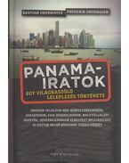 Panama-iratok (dedikált) -  Bastian Obermayer, Frederik Obermaier