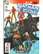 Batman and the Outsiders 11. - Benjamin, Ryan, Tieri, Frank