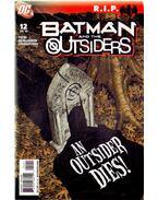 Batman and the Outsiders 12. - Benjamin, Ryan, Tieri, Frank
