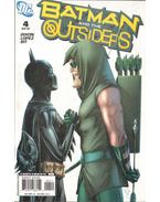 Batman and the Outsiders 4. - Dixon, Chuck, Lopez, Julian