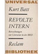 Revolte Intern - BATT, KURT