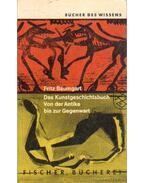 Das Kunstgeschichtsbuch - Baumgart, Fritz