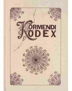 Körmendi kódex - Baxai T. György