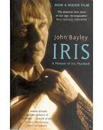 Iris – A Memoir of Iris Murdoch - BAYLEY, JOHN