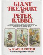 Giant Treasury of Peter Rabbit - Beatrix Potter