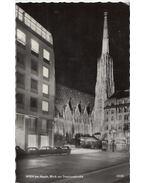 Bécs (képeslap)
