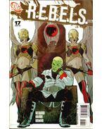 R.E.B.E.L.S. 17 - Bedard, Tony, Arino, Sergio