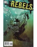 R.E.B.E.L.S. 7 - Bedard, Tony, Clarke, Andy