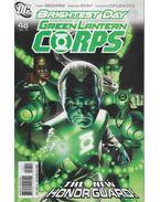 Green Lantern Corps 48. - Bedard, Tony, Syaf, Ardian