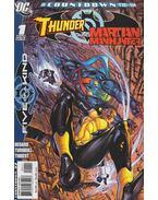 Outsiders: Five of a Kind - Martian Manhunter / Thunder 1. - Bedard, Tony, Turnbull, Koi