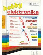Hobby Elektronika 1993/1 január - Békei Ferenc