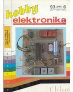 Hobby Elektronika 1993/6 - Békei Ferenc