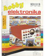 Hobby Elektronika 1993/9 szeptember - Békei Ferenc