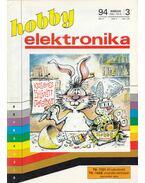 Hobby Elektronika 1994/3 március - Békei Ferenc
