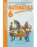 Matematika 6. évfolyam - Békéssy Szilvia, Fried Katalin, Korándi József, Paróczay József, Számadó László, Tamás Beáta
