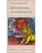 Henderson, az esőkirály - Bellow, Saul