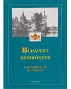 Budapest kézikönyve I-III. - Beluszky Pál, Dr. Kovács Zoltán