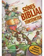 Színes bibliai történetek - Ben Alex