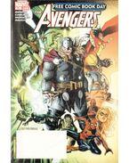 Free Comic Book Day 2009 Avengers No. 1 - Bendis, Brian Michael, Cheung, Jim