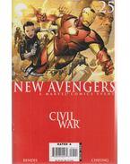 New Avengers No. 25. - Bendis, Brian Michael, Cheung, Jim