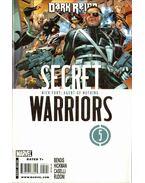 Secret Warriors No. 11 - Bendis, Brian Michael, Hickman, Jonathan, Caselli, Stefano