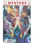Ultimate Mystery No. 3. - Bendis, Brian Michael, Sandoval, Rafa