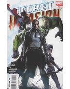 Secret Invasion No. 4. - Bendis, Brian Michael, Yu, Leinil Francis