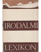 Magyar Irodalmi Lexikon II. kötet L-R - Benedek Marcell