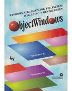ObjectWindows - Benkő Tiborné, Moré Gábor