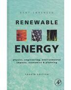 Renewable Energy - Bent Sorensen