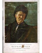 Rudnay Gyula gyűjteményes kiállítása - Bényi László