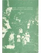 Források a borsodi és miskolci munkásmozgalom történetéhez IV. 1939-1944 - Beránné Nemes Éva (összeáll.), Román János
