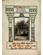 Tagore dala (kotta, kézirat) - Bereczky Sándor
