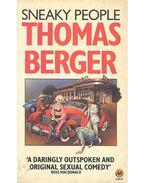 Sneaky People - Berger, Thomas