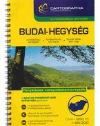 A Budai-hegység - Berki Zoltán, Dénes György, Habán Ildikó, Kovács Attila Gyula, Vetlényi Dávid