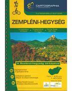 Zempléni-hegység turistakalauz - Berki Zoltán, Kovács Attila Gyula, Kacsándi László