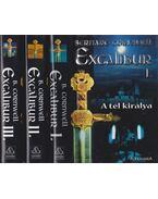 Excalibur I-III. - Bernard Cornwell