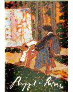Rippl-Rónai József gyűjteményes kiállítása - Bernáth Mária, Nagy Ildikó