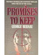 Promises to Keep - Bernau, George