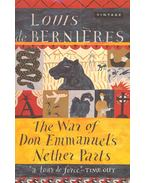 The War of Don Emmanuel's Nether Parts - Berniéres, Louis de