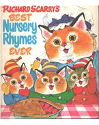 Richard Scarry's Best Nursery Rhymes Ever - Richard Scarry
