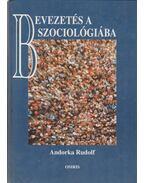 Bevezetés a szociológiába - Andorka Rudolf