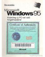 Bevezetés Microsoft Windows 95