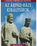 Az Árpád-házi királysírok - Biczó Piroska