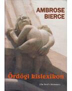 Ördögi kislexikon - Bierce, Ambrose