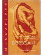 Biológia 11. Munkafüzet - Holzgethán Katalin, Matula Ilona