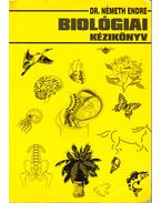 Biológiai kézikönyv - Németh Endre