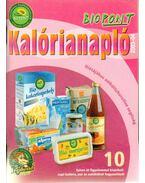Biopont Kalórianapló 2003-04 - Alberti Ágnes