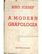 A modern grafológia - Bíró József